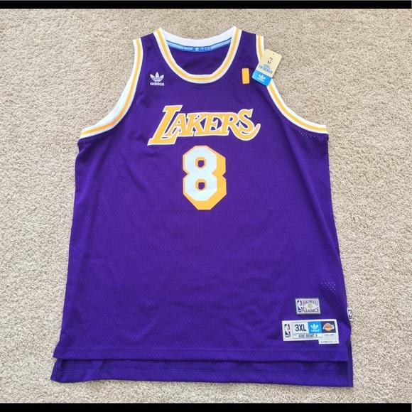 Adidas LA Lakers Kobe Bryant swingman jersey 3XL